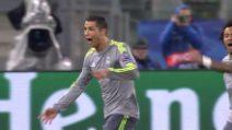 Il meglio di Cristiano Ronaldo agli ottavi di Champions: top gol