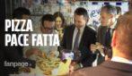 Coronavirus, Italia e Francia fanno pace davanti alla pizza: Di Maio a pranzo con l'ambasciatore