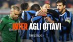 Inter-Ludogorets 2-1, nerazzurri qualificati agli ottavi di Europa League