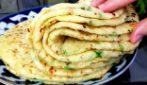 Piadine soffici: la ricetta ottima da servire al posto del pane
