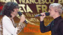 Amici 2020, il duetto tra Ermal Meta e Francesco