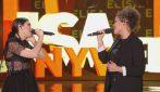 Amici 2020, Il duetto di Elisa e Nyv