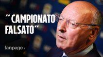 """Juventus-Inter rinviata, Marotta: """"La Serie A è falsata. Il campionato può saltare"""""""