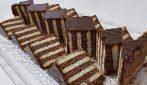 Three ingredients chocolate dessert: a delicious recipe