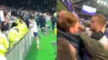 Il Tottenham perde, Dier corre sugli spalti e aggredisce il tifoso che l'aveva offeso