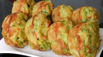 Nuvole di zucchine e formaggio: soffici e squisite