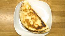 Piadina recheada com carne moída: um jeito inteligente de preparar um lanche cheio de sabor