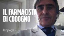 """Coronavirus, il farmacista di Codogno: """"Sono stanco e preoccupato, ma non sono un eroe"""""""