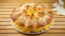 Pão doce de maçã: fofinho, alto e saboroso como você nunca experimentou!