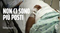 """Piacenza, un'operatrice sanitaria: """"Siamo al collasso, mancano i posti, positivi in ogni reparto"""""""