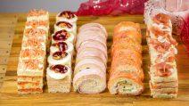 Petiscos deliciosos com pão de forma: bonitos e convidativos, você vai arrasar!