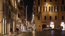 Coronavirus, il centro di Roma deserto dopo le misure del governo