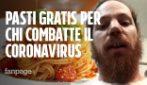 Coronavirus, a Genova un bar offre pasti gratis agli anziani e al personale sanitario