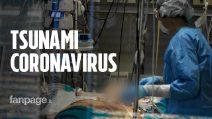 Tra i malati di coronavirus del reparto di rianimazione dell'Ospedale San Paolo di Milano