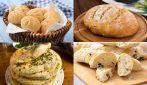 10 ricette incredibili per fare un pane gustoso in casa!