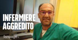 """Coronavirus, infermiere picchiato al pronto soccorso: """"Volevano che curassi chi dicevano loro"""""""