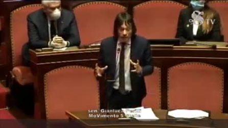 """L'attacco di Perilli (M5s) a Salvini: """"Fa solo propaganda, da lui nessun aiuto su coronavirus"""""""