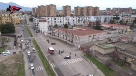 Coronavirus, i controlli nel quartiere Scampia con i droni