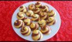 Biscotti bicolore: la ricetta sfiziosa e piena di gusto