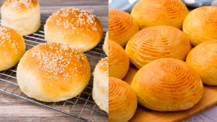 Have you ever tried making bread at home? With these 3 recipes, the result is guaranteed!