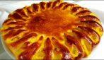Torta brioche con crema a limone: la ricetta del soffice dessert