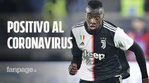 Juventus, secondo giocatore contagiato: positivo al Coronavirus anche Blaise Matuidi
