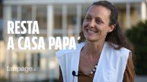 """""""Festeggeremo assieme presto papà"""": la festa del papà dei medici che lottano contro il coronavirus"""