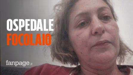 """Coronavirus, Alzano Lombardo: """"Ho lasciato mia madre in ospedale per degli esami ed è morta"""""""