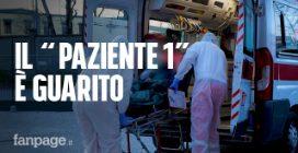 """Coronavirus, guarito Mattia, il 38enne di Codogno: """"Paziente 1 curato con farmaci sperimentali"""""""