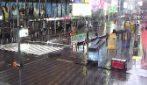 Emergenza coronavirus: Times Square è totalmente vuota