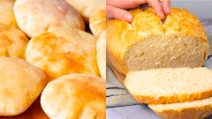 3 basic homemade bread recipe to try!