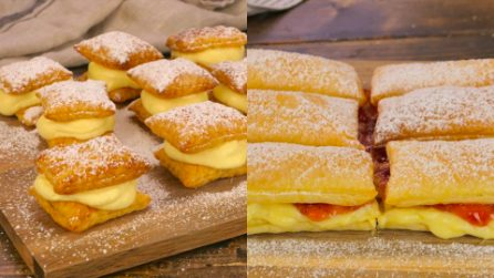 Try these 3 recipes to make delicious squares! They are perfect for every occasion!