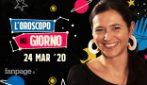 Oroscopo del giorno 24 marzo: le previsioni astrali segno per segno