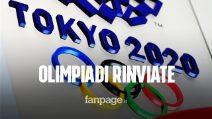 Coronavirus, Olimpiadi di Tokio 2020 rinviate al 2021: l'annuncio ufficiale