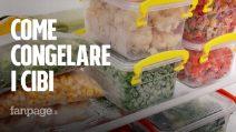 Come conservare i cibi in quarantena: dalla carne, al pesce alle verdure