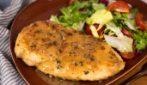 Pollo alla francese: la ricetta per cucinare un petto di pollo tenero e saporito!