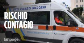 """Coronavirus Campania, il personale del 118: """"Stiamo fra lenzuola infette e rifiuti speciali"""""""