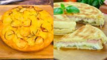 4 Fast recipes to make tasty focaccia you should try at home!
