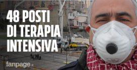 Coronavirus, all'ospedale del Mare di Napoli 48 posti di terapia intensiva entro l'8 aprile