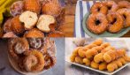 Let's fall in love with the fried doughnuts sweetness! Try these amazing recipes!