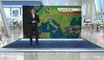 Previsioni meteo per giovedì 09 aprile 2020