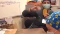 La star dell'NBA Curry ha fatto una videochiamata a un'infermiera