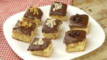 Quadrados de creme e chocolate: os bolinhos que a família toda vai amar!