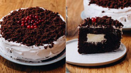 Chocolate cake: a genius method to make it unique and delicious!