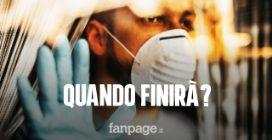 Coronavirus, quando finiranno i contagi da COVID-19 in Italia: la previsione regione per regione