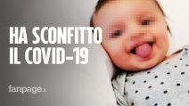 Coronavirus, il piccolo Leo è tornato a casa: a soli 50 giorni ha sconfitto il COVID-19