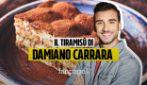 La ricetta del tiramisù con Savoiardi fatti in casa di Damiano Carrara