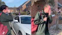 Infermiera va a lavoro, i suoi vicini la applaudono: impossibile trattenere le lacrime