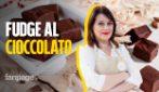 La ricetta dei fudge al cioccolato di Sonia Peronaci
