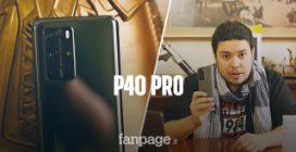 Abbiamo provato (a casa) il P40 Pro di Huawei